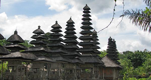 バリ観光_タマンアユン寺院
