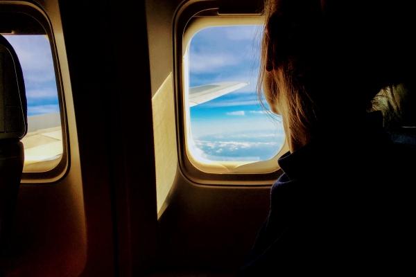 飛行機でどれぐらい時間がかかるかの画像